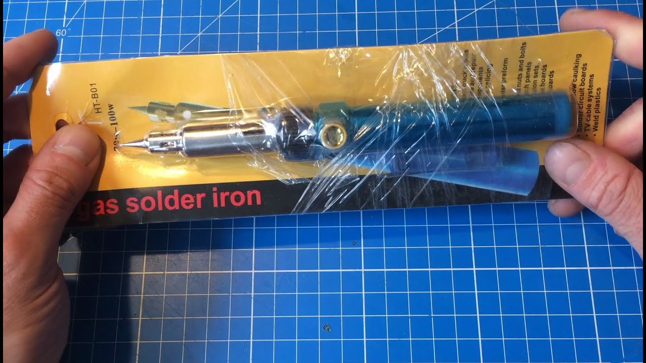 gas powered soldering irons review