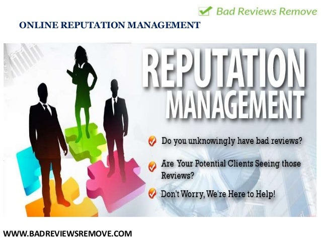 how to remove bad reviews online