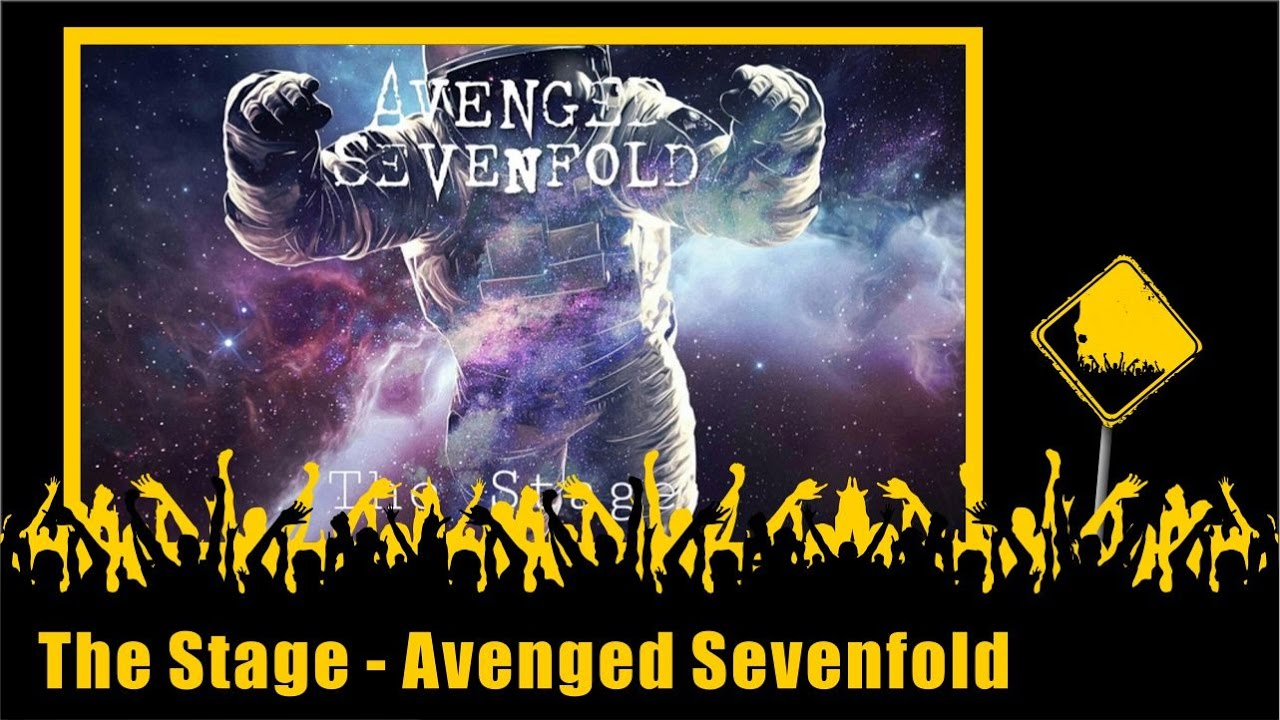 avenged sevenfold the stage review