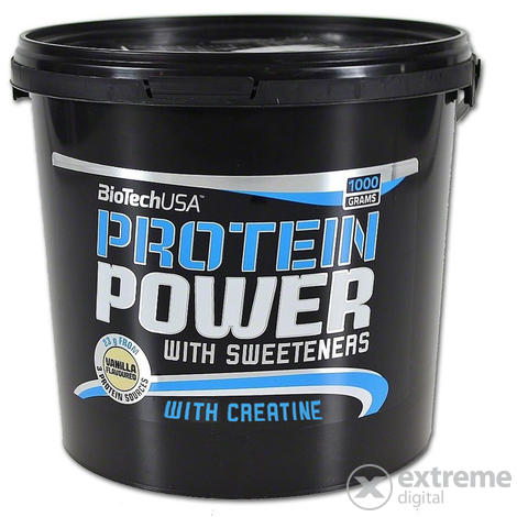 biotech usa protein power review