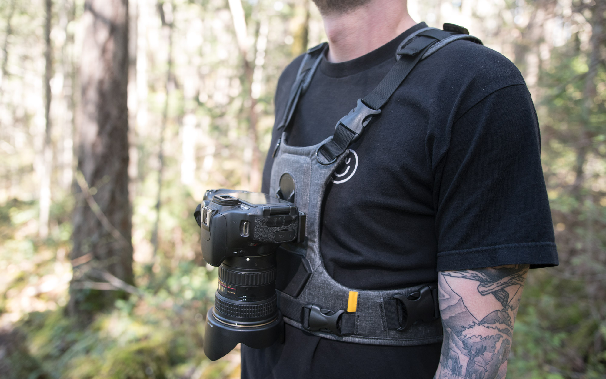 cotton carrier camera vest review