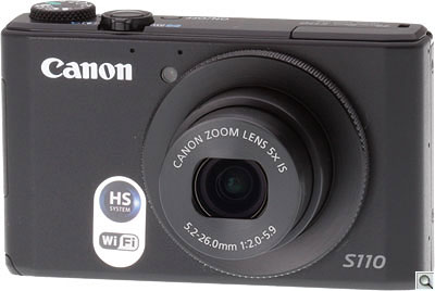 canon powershot s110 black review