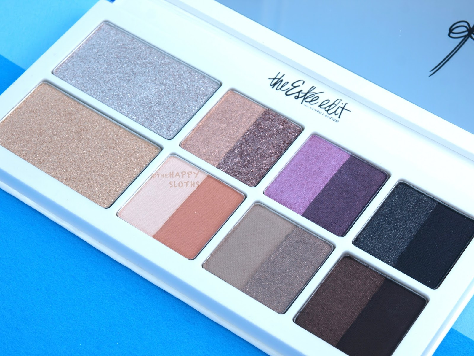 estee lauder eyeshadow palette review