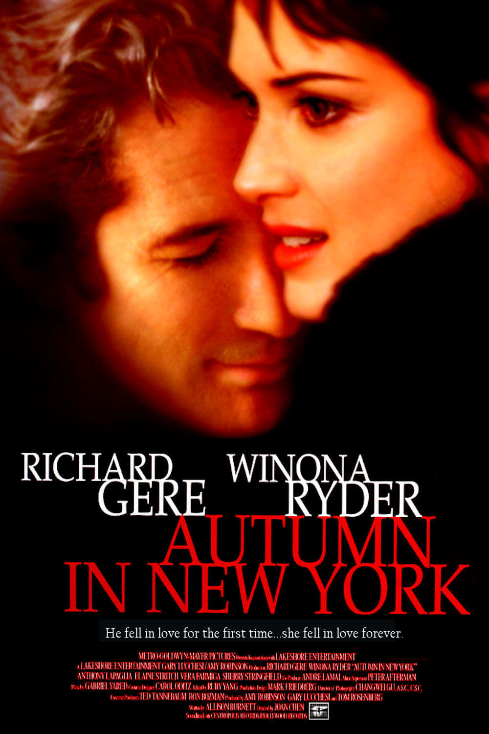 autumn in new york review