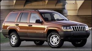 2003 jeep grand cherokee laredo reviews
