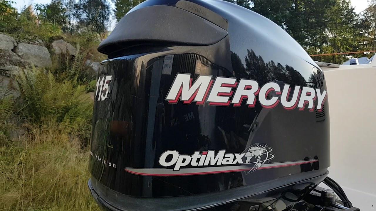 2007 mercury optimax 150 reviews