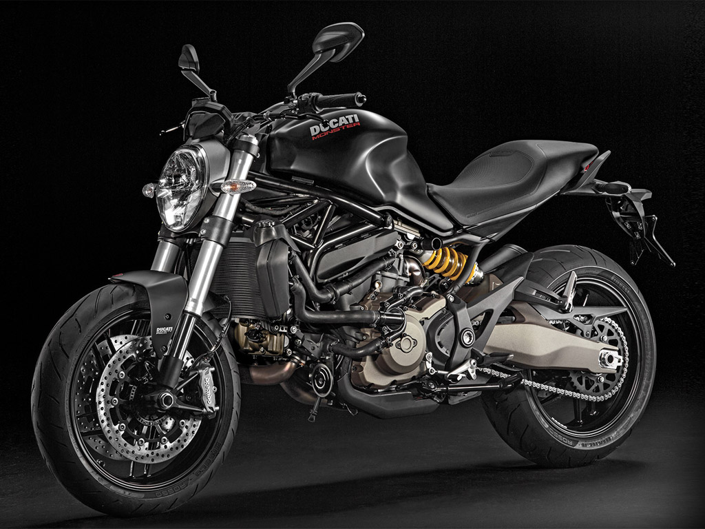 2016 ducati monster 821 review