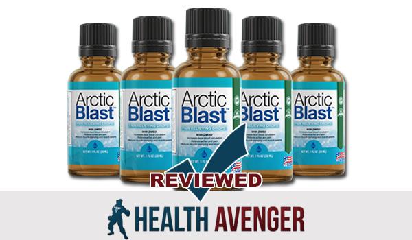 arctic blast pain relief reviews