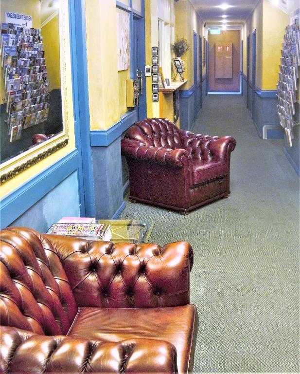 adelaide city park motel review