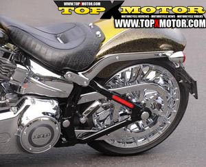 2013 harley davidson cvo breakout review