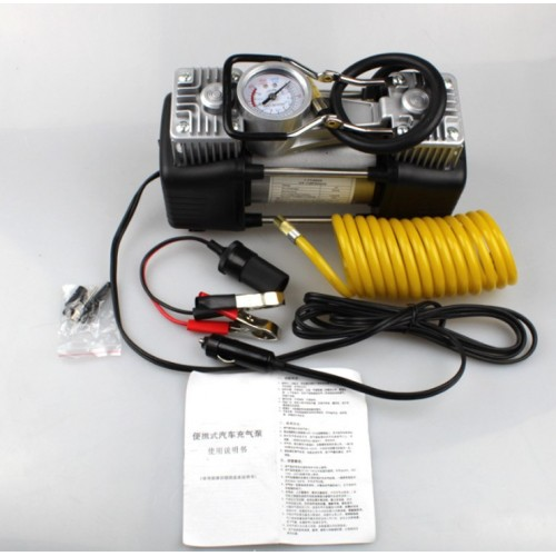 repco 12v twin cylinder air compressor review