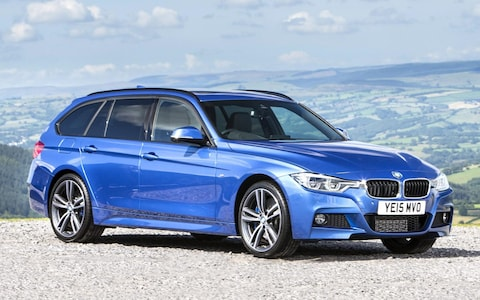 bmw 325d se touring review