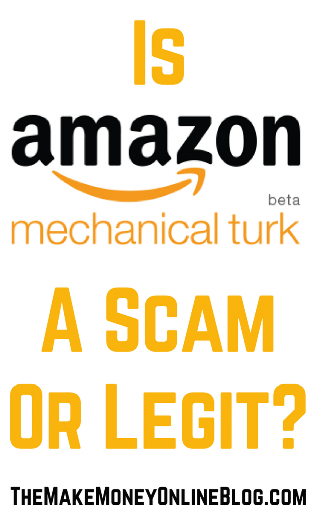 amazon mechanical turk review 2017