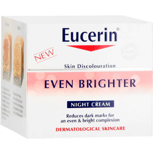 eucerin even brighter concentrate review