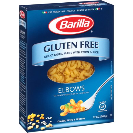 barilla gluten free pasta reviews