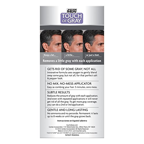 mens hair color products reviews