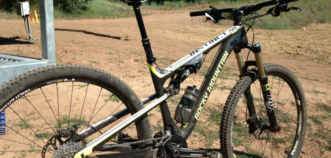 2014 rocky mountain instinct 950 review