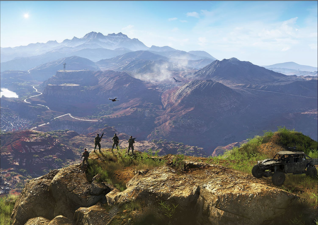 ghost recon wildlands season pass review