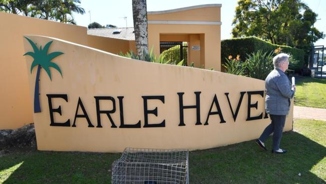 earle haven retirement village reviews
