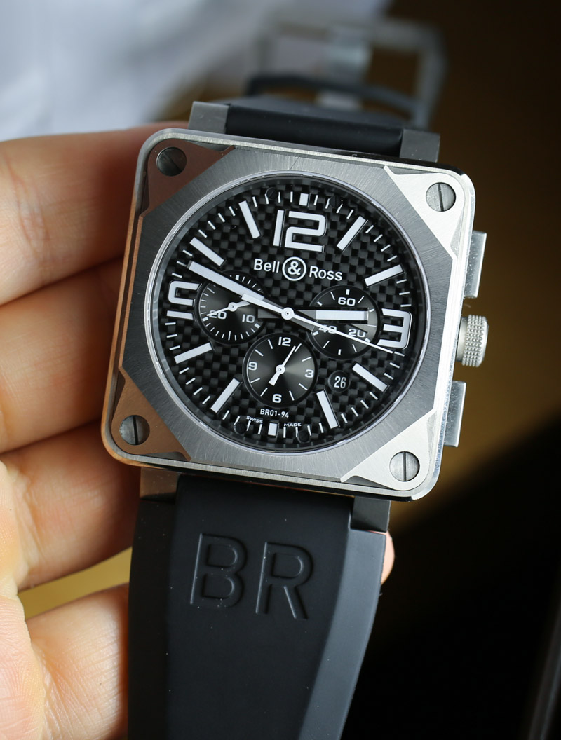 bell & ross br01 92 review