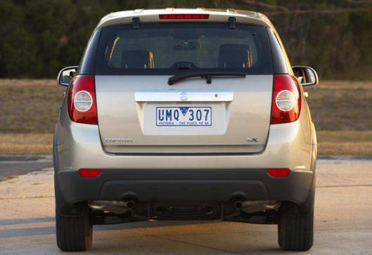 2008 holden captiva diesel review