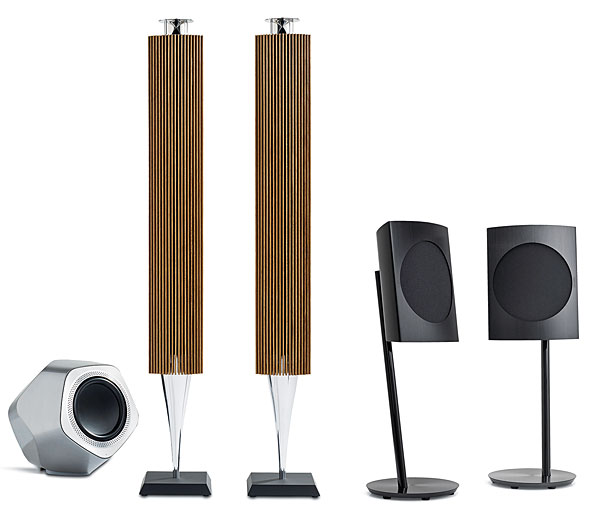 b and o speakers review