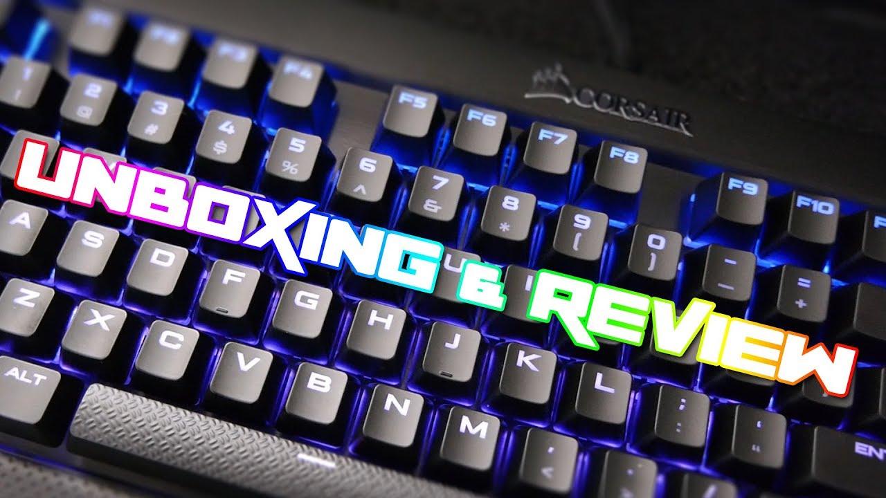 corsair k70 lux rgb review