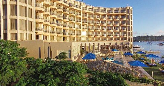 grand hotel and casino vanuatu reviews