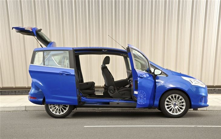 ford b max 2013 review