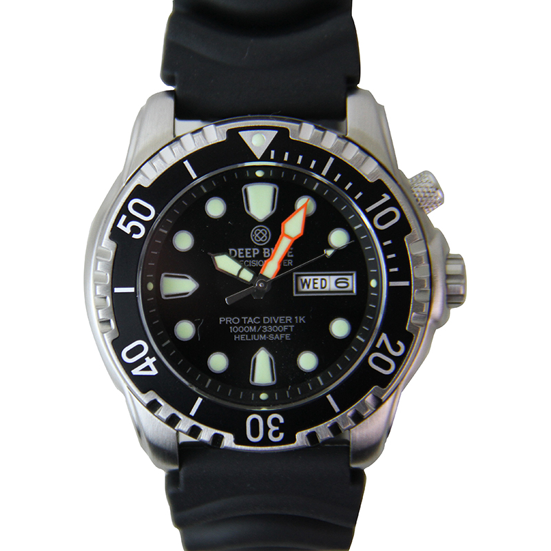 deep blue protac diver 1k review