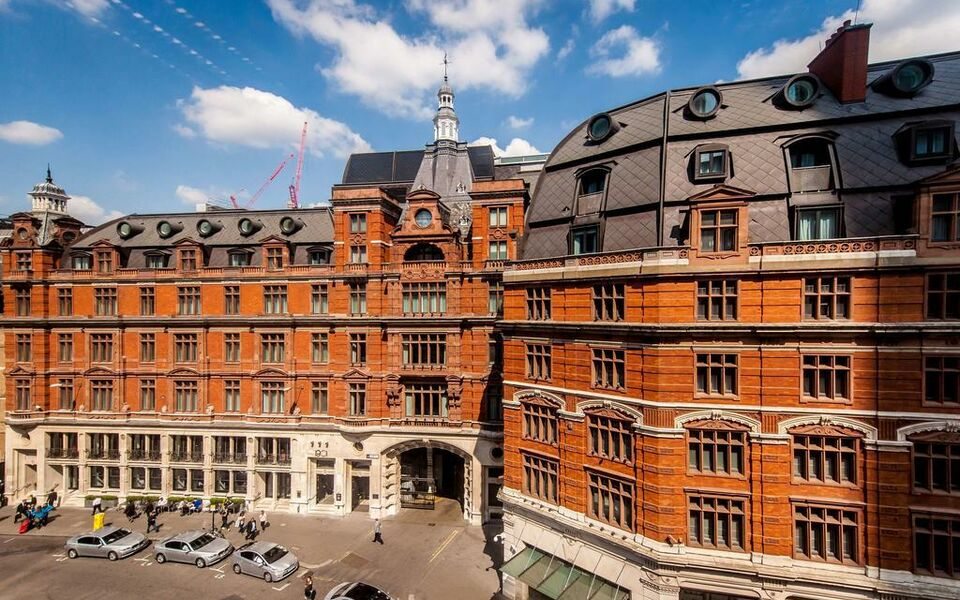 andaz london liverpool street review