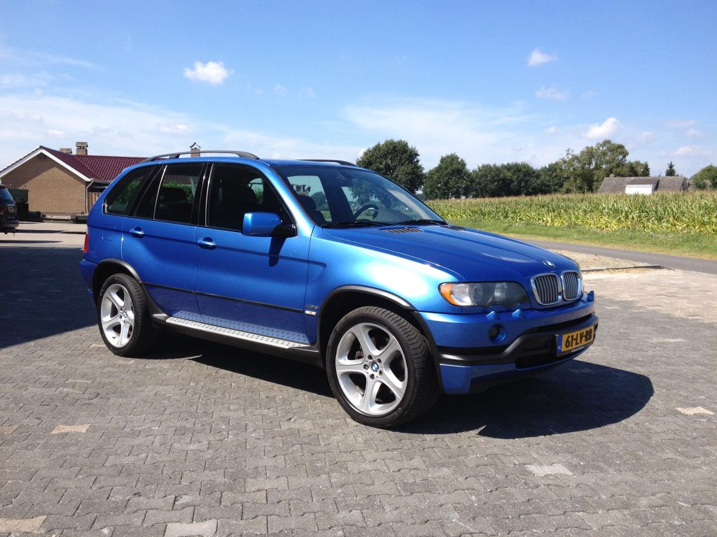 2003 bmw x5 4.6 is review