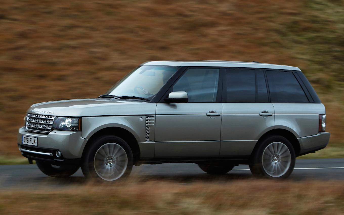 2012 land rover range rover supercharged review