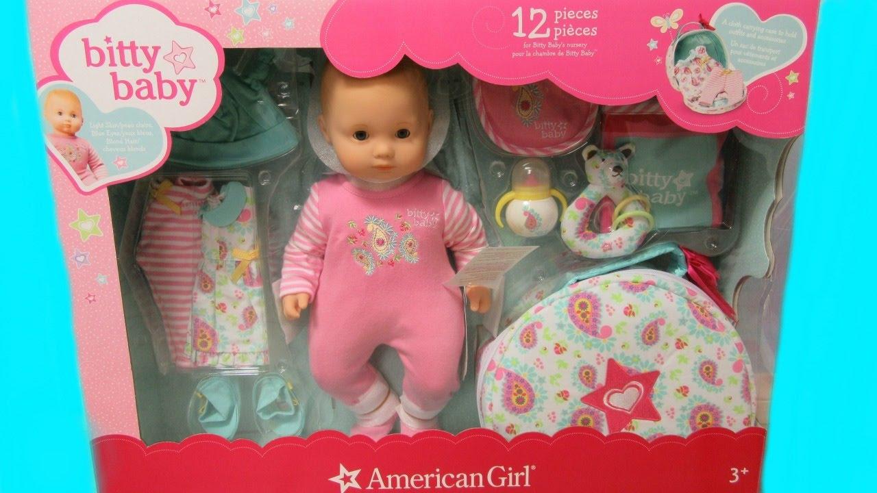 american girl bitty baby reviews