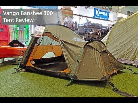 vango banshee 200 tent review