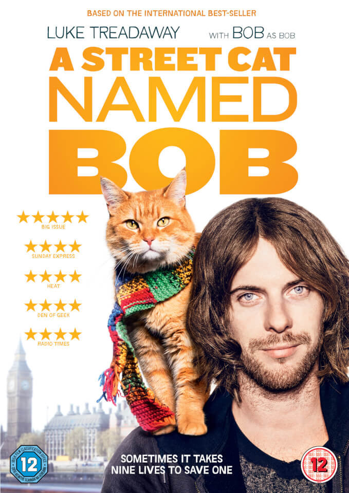 a street cat named bob film review