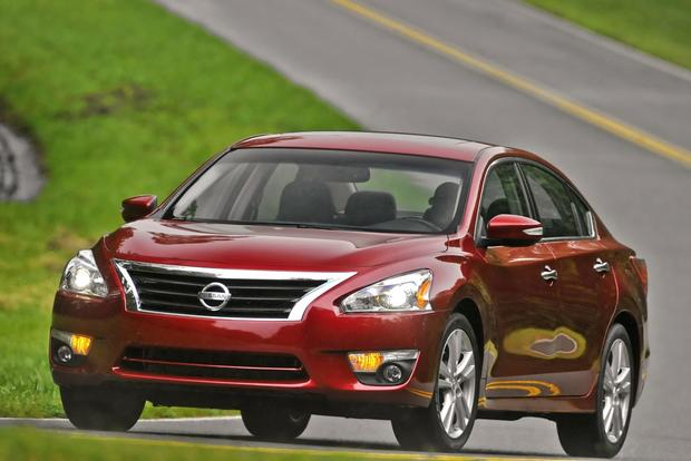 2014 nissan altima s review