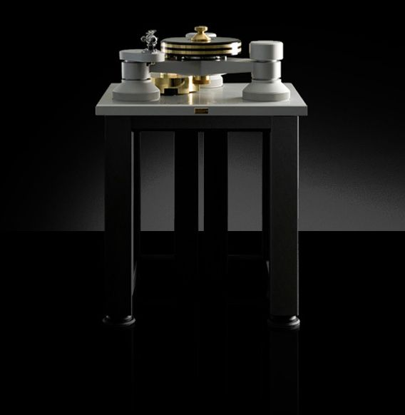 goldmund reference ii turntable review