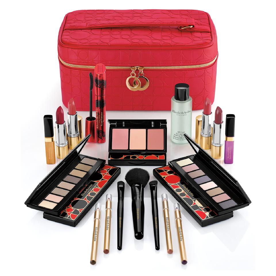 elizabeth arden makeup brushes review