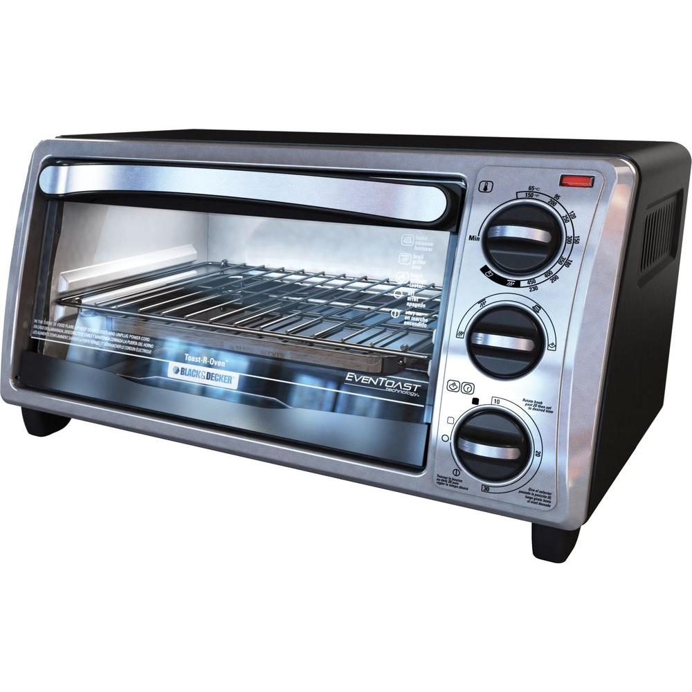 black & decker toaster oven reviews