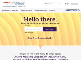 aarp medicare supplement insurance reviews