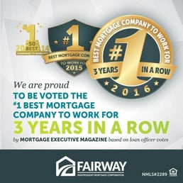 fairway independent mortgage corporation reviews