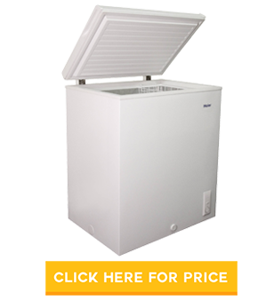 haier 5.0 chest freezer reviews