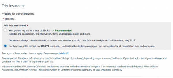 american express travel insurance claim review