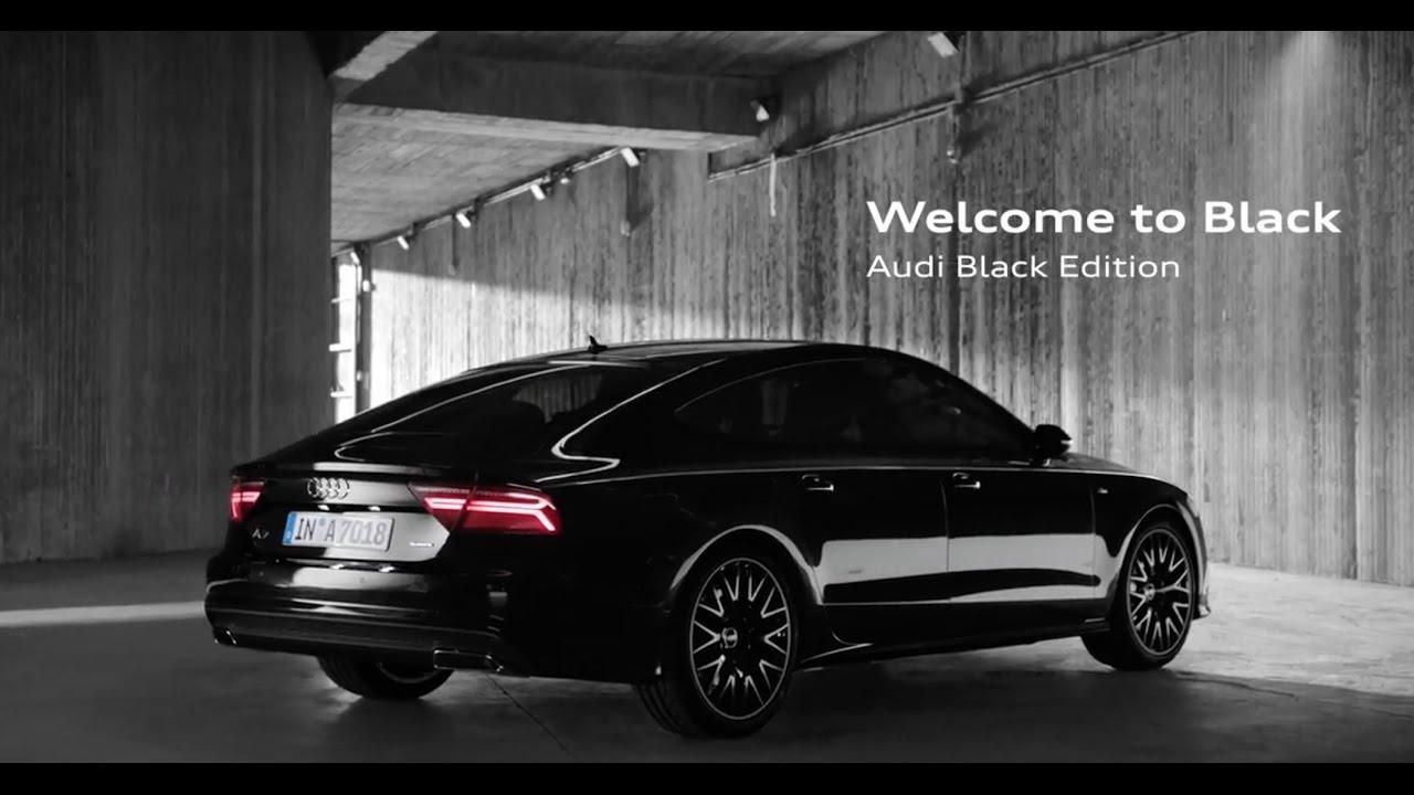 audi a7 black edition review