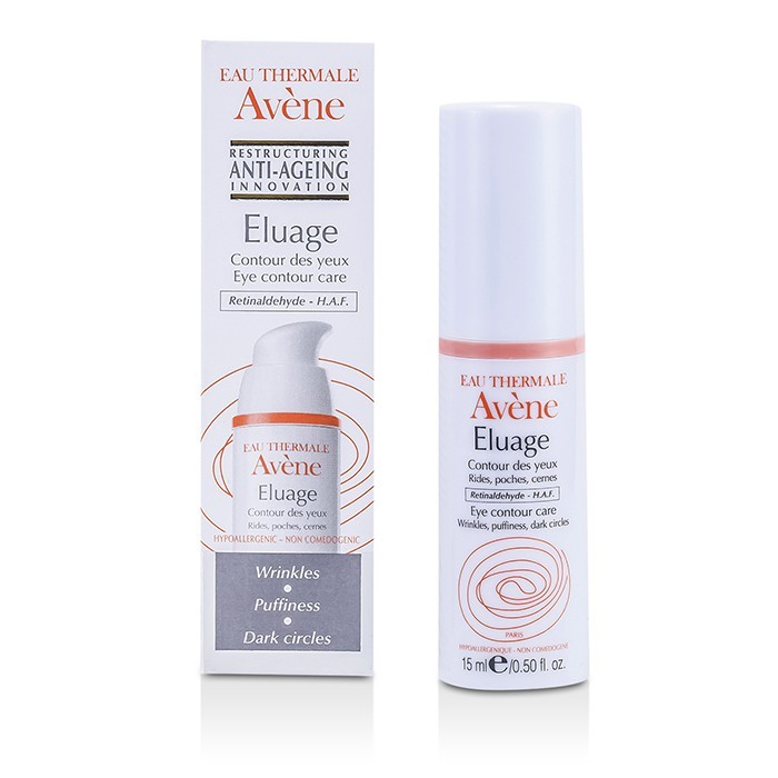 avene eluage eye contour cream review