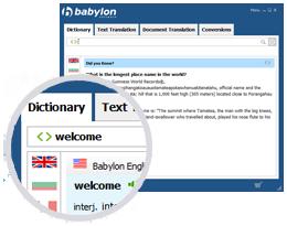 babylon 10 translation software review