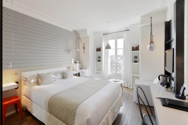 de banville hotel paris reviews