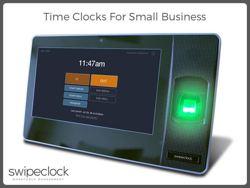 biometric fingerprint time clock reviews