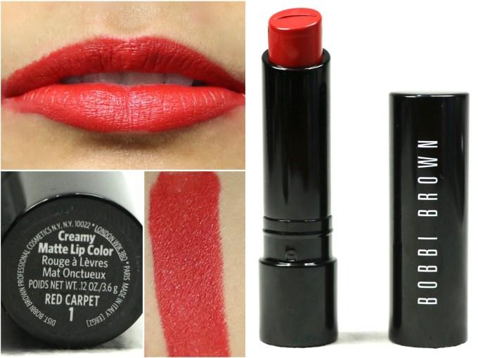 bobbi brown matte lipstick review